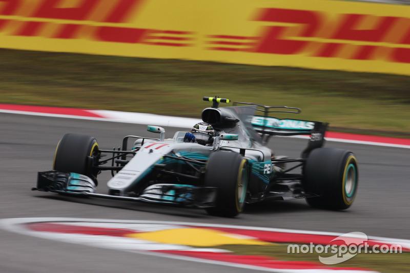 When Mercedes accidentally referred Bottas as Rosberg