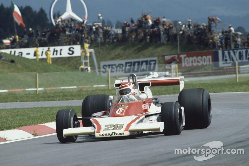 Nelson Piquet, McLaren M23 Ford (1973-1978)