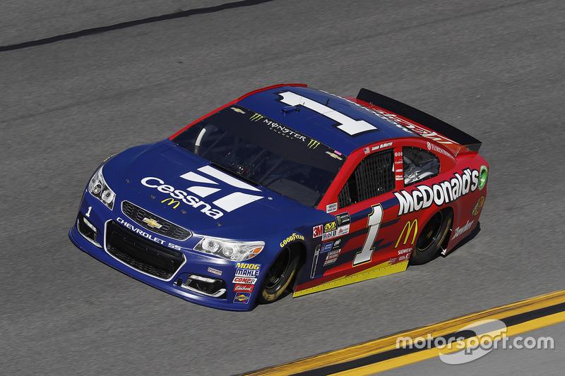 #1: Jamie McMurray, Chip Ganassi Racing, Chevrolet
