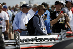 Auto de Josef Newgarden, Team Penske Chevrolet