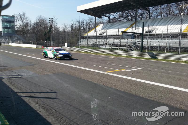 Mehdi Bennani, Sebastien Loeb Racing