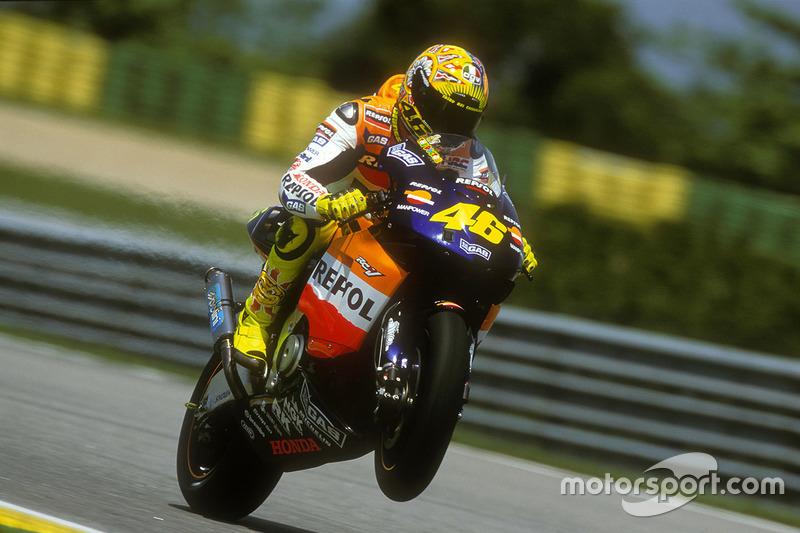 Rio 2002: MotoGP Campeón del Mundial