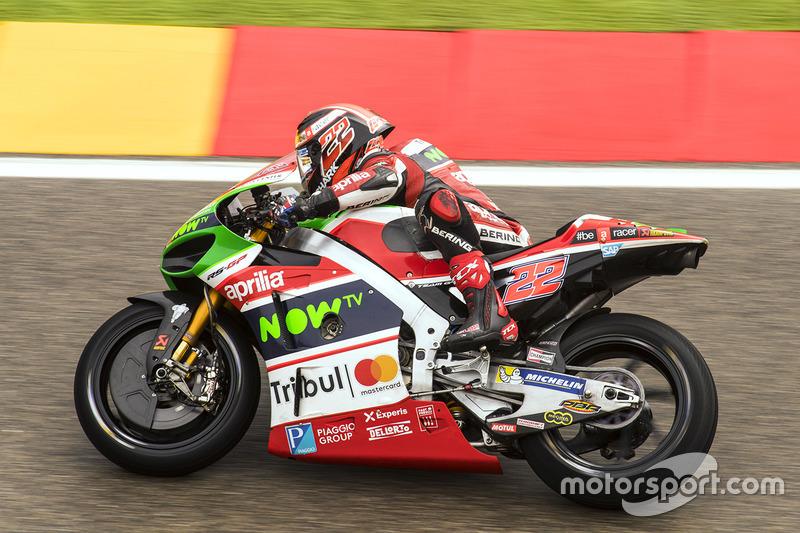 24. Sam Lowes, Aprilia Racing Team Gresini