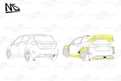 Ford Fiesta comparasión