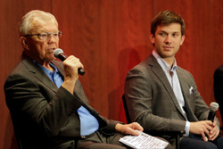 Joe Gibbs and Daniel Suarez, Joe Gibbs Racing Toyota