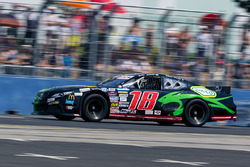 Alon Day Edges Bobby Labonte For Win At Tours Speedway