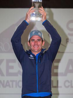 Winnaar Romain Dumas