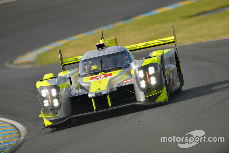 ByKolles Racing Team - Enso CLM P1/01 - LMP1
