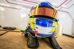 Tristan Gommendy helmet