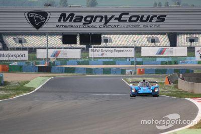 Essais privés SMP Racing