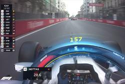 Grafica TV Halo F1, Mercedes