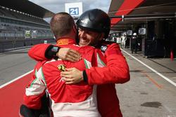 Qualifications GTE, #55 Spirit of Race, Ferrari F488 GTE: Matt Griffin