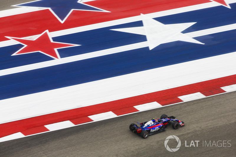 21 місце — Шон Гелаель, Toro Rosso. Умовний бал — 0,490