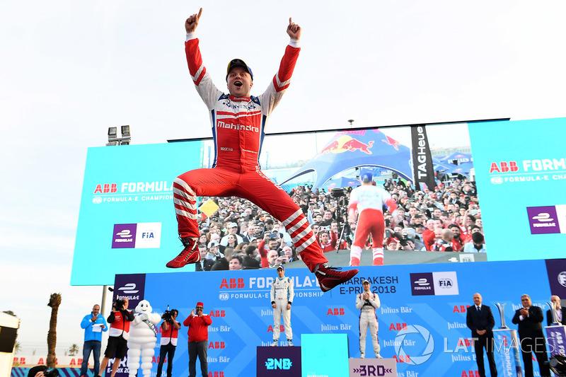 4. Фелікс Розенквіст, Mahindra Racing