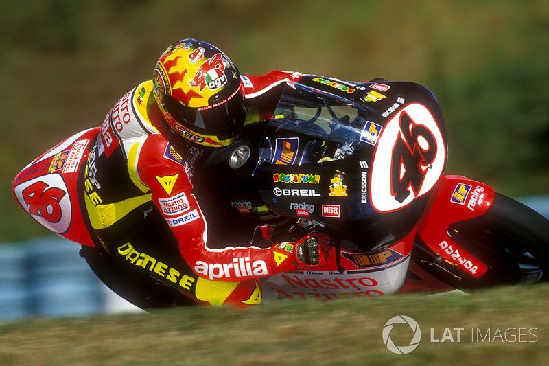 1998 - Aprilia (250cc)