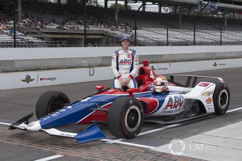 11. Matheus Leist, A.J. Foyt Racing, Chevrolet