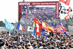Le public du Mans