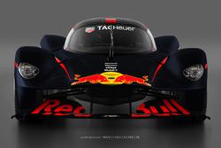 Valkyrie Red Bull livery 3b