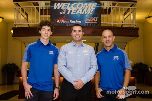 Bekanntgabe: A.J. Foyt Racing