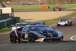 #263 Emperor Racing: Dennis Lind, Andrea Amici