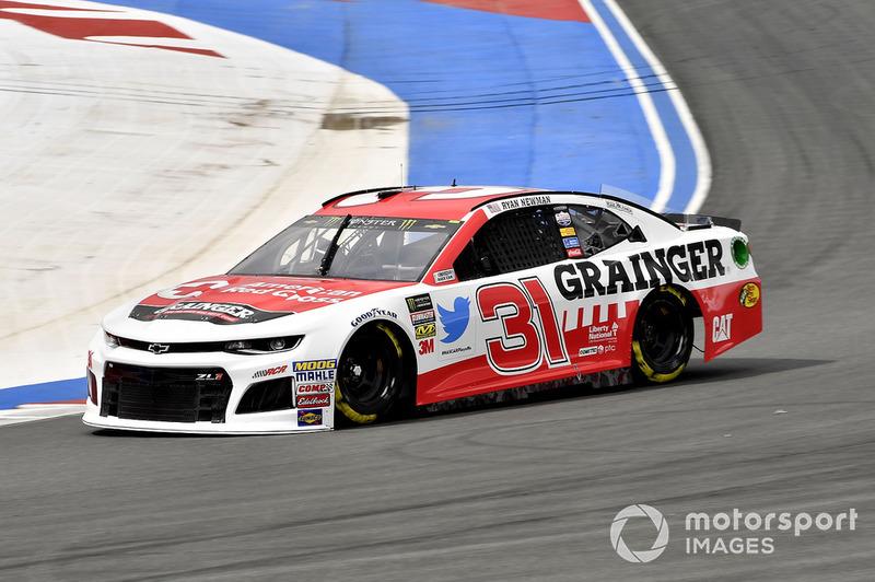 29. Ryan Newman, Richard Childress Racing, Chevrolet Camaro Grainger / American Red Cross