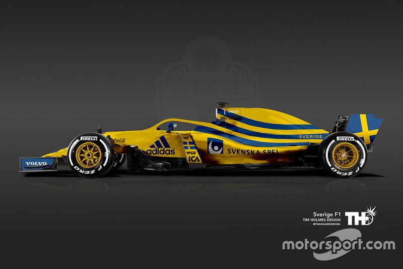 F1 Team Suecia