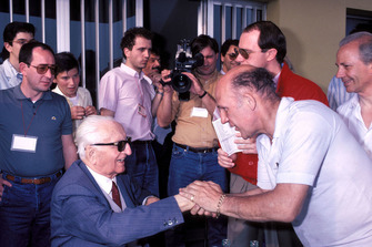 Enzo Ferrari, Stirling Moss