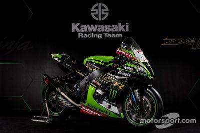 Kawasaki renk düzeni tanıtımı