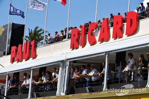 Liveblog - De tweede vrije training voor de Grand Prix van Frankrijk