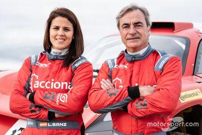 Lancement Sainz XE Team