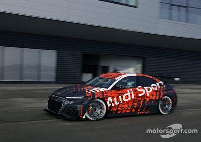 Audi RS 3 LMS TCR lansmanı