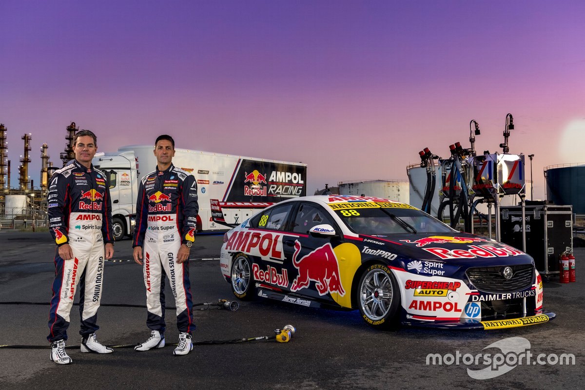 Jamie Whincup set to begin his last full-time season in 2021