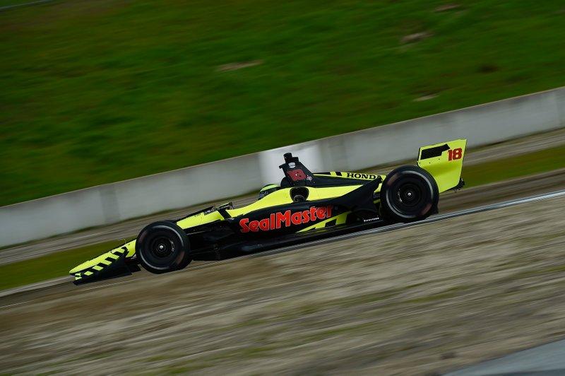 Sébastien Bourdais, Dale Coyne Racing/Vasser-Sullivan Honda