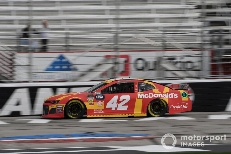 7. Kyle Larson, Chip Ganassi Racing, Chevrolet Camaro McDonald's