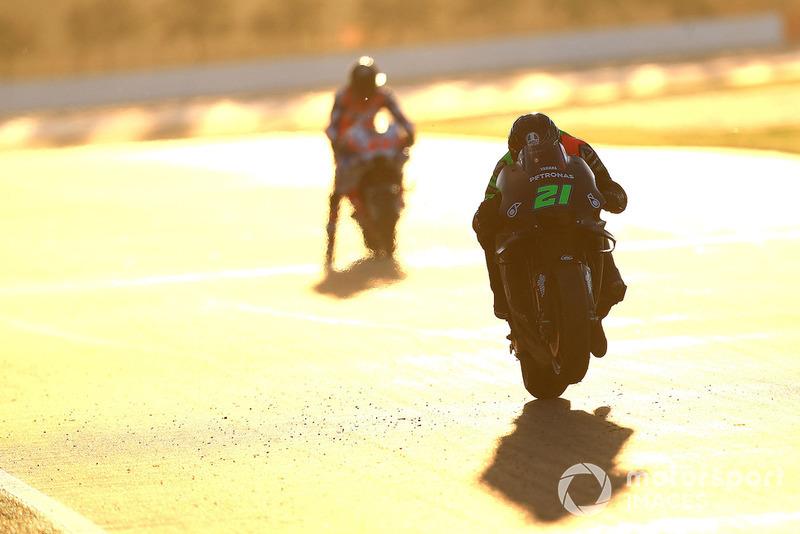 Франко Морбіделлі, Petronas Yamaha SRT