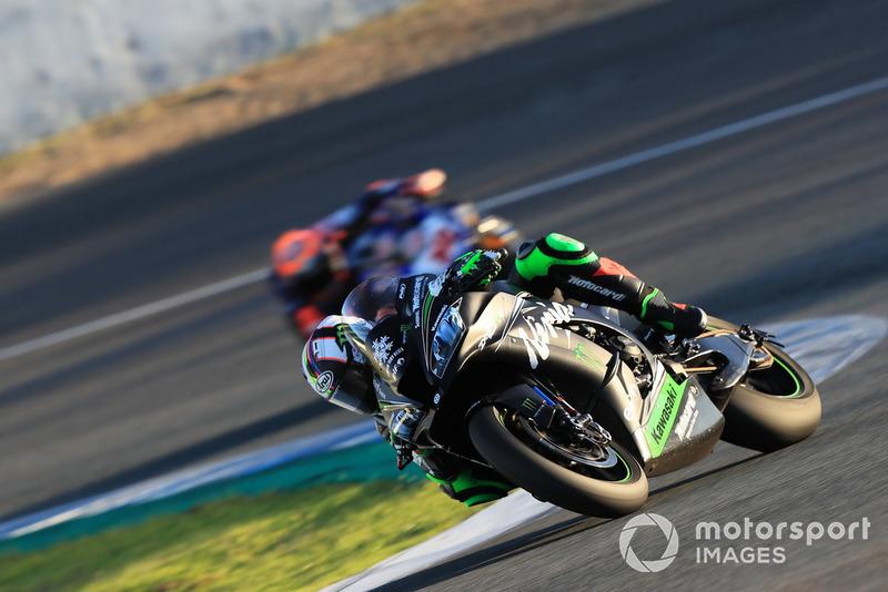 Leon Haslam (Kawasaki Racing)