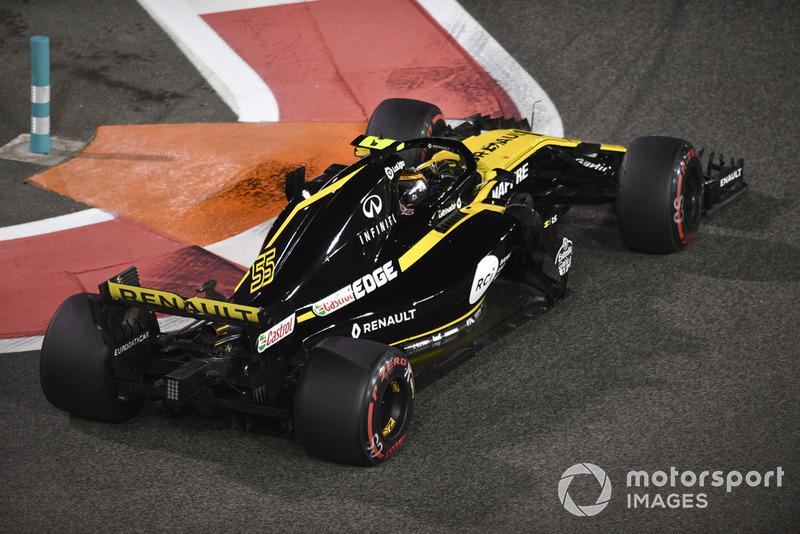 11: Carlos Sainz Jr., Renault Sport F1 Team R.S. 18, 1'36.982