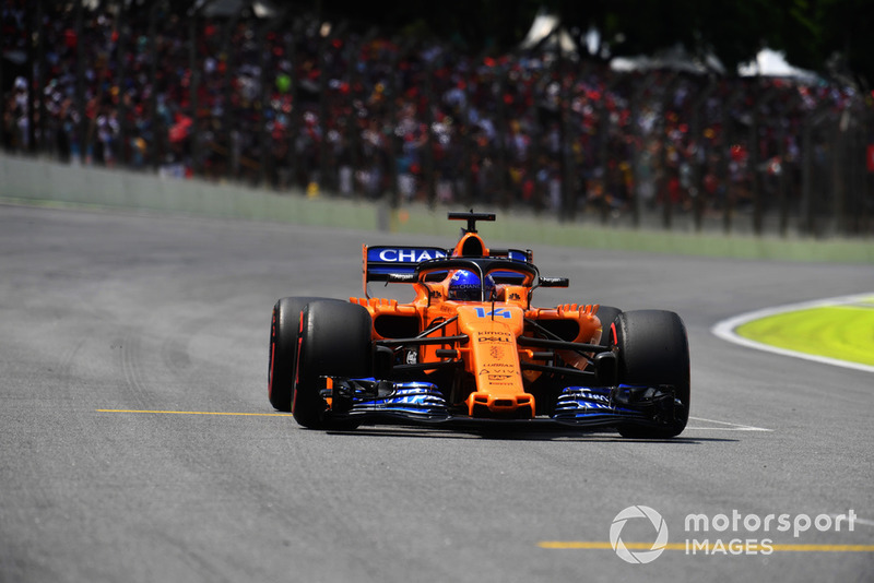 Fernando Alonso – volta 16