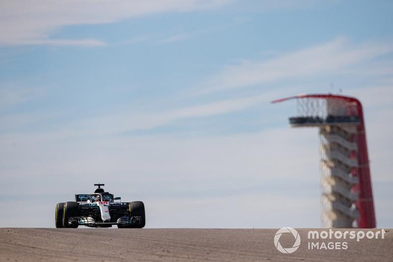 Lewis Hamilton – volta 42
