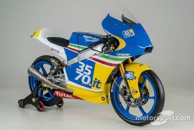 3570 Team Italia unveil