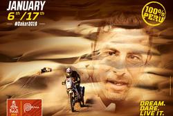 Dakar 2019 poster