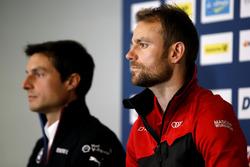 Press Conference, Jamie Green, Audi Sport Team Rosberg