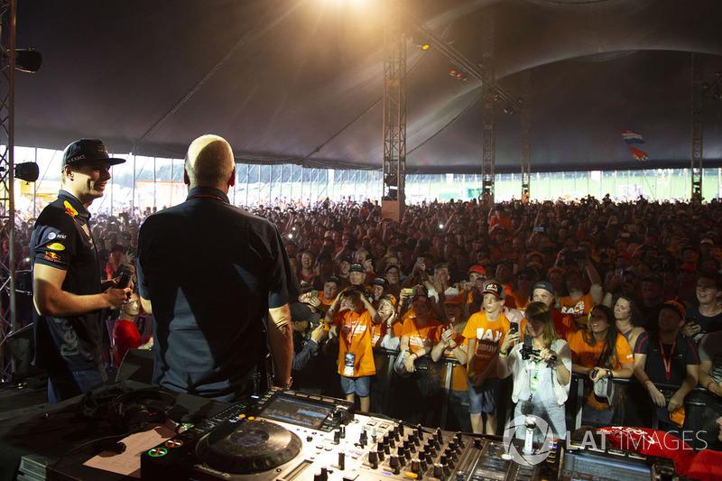 Egy holland hétvége az Osztrák Nagydíjon
