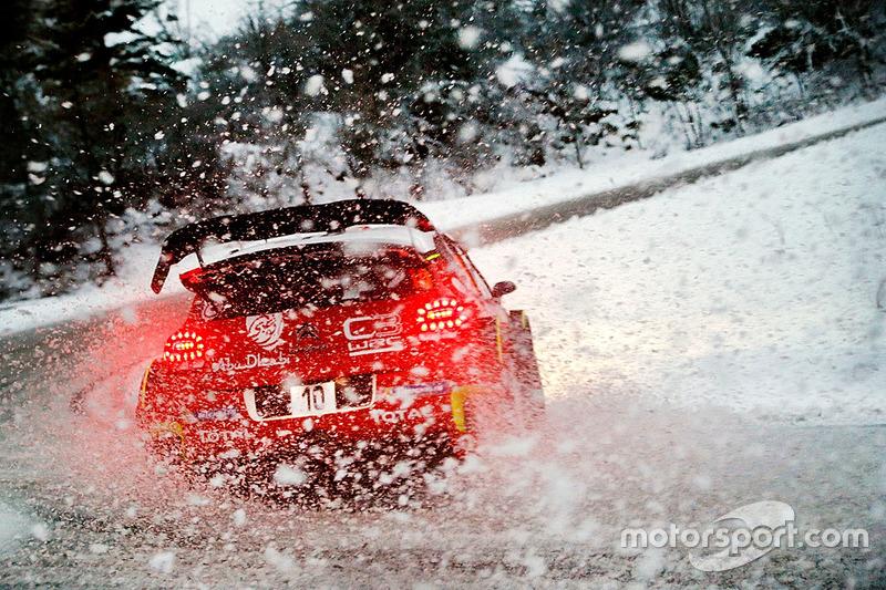 Крис Мик и Пол Нагл, Citroën C3 WRC, Citroën World Rally Team