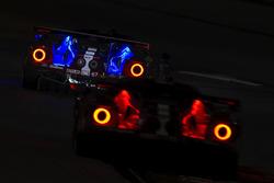 #67 Chip Ganassi Racing Ford GT, GTLM: Ryan Briscoe, Richard Westbrook, Scott Dixon, #66 Chip Ganassi Racing Ford GT, GTLM: Dirk Müller, Joey Hand, Sébastien Bourdais