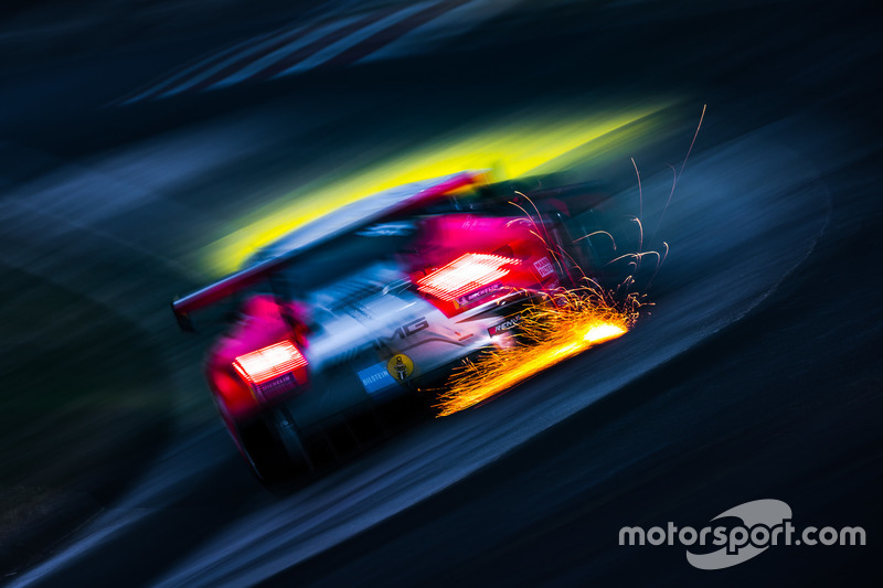 Доминик Бауман, Эдоардо Мортара, Ренгер ван дер Занде, Даниэль Хункаделья, Mercedes-AMG Team Mann Filter, Mercedes-AMG GT3 (№47)