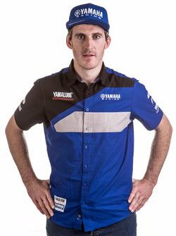 Ксавье де Сультрэ, Yamaha Official Rally Team