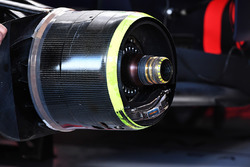 Red Bull RB13: Vorderachse