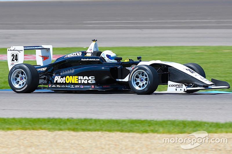 Kaylen Frederick, Pabst Racing