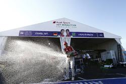 Lucas di Grassi, Audi Sport ABT Schaeffler., Daniel Abt, Audi Sport ABT Schaeffler